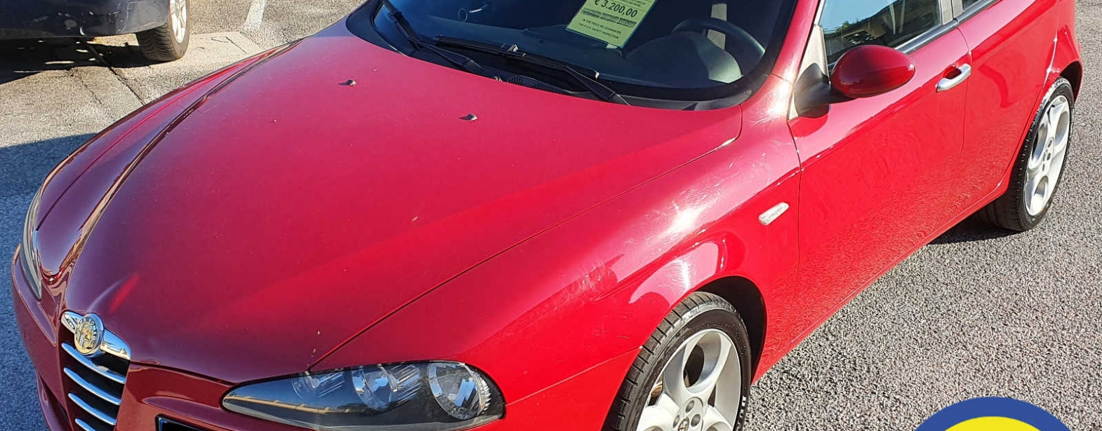 ALFA ROMEO 147 RED FR